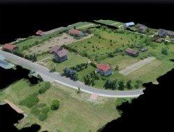 Ortofotomapy, mapy 3D z drona