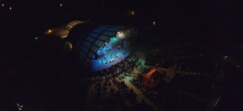 filmowanie imprez, eventów, festiwali